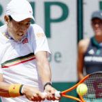 全仏オープン、錦織選手2回戦突破!