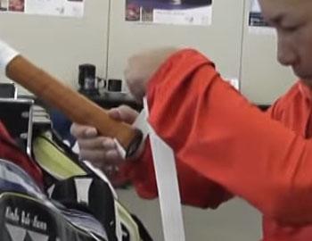 巻き 方 グリップ テニス